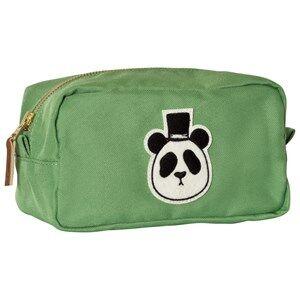 Mini Rodini Unisex Bags Green Panda Case Green