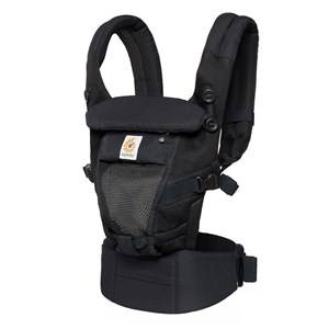 Ergobaby Unisex Carriers and slings Black Adapt Baby Carrier Cool Air Mesh Onyx Black