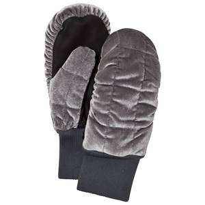 Image of Molo Unisex Gloves and mittens Grey Morgan Mittens Neutral Grey