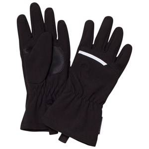 Image of Reima Unisex Gloves and mittens Black Eriste Gloves Black