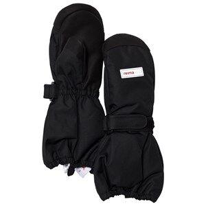 Reima Unisex Gloves and mittens Black Reimatec® Ote Mittens Black