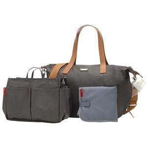Storksak Girls Changing and travel bags Grey Noa Changing Bag Grey