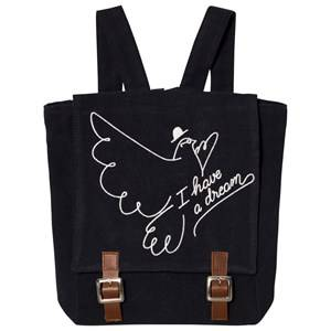 Emile et Ida Boys Bags Black Backpack Dream Orage