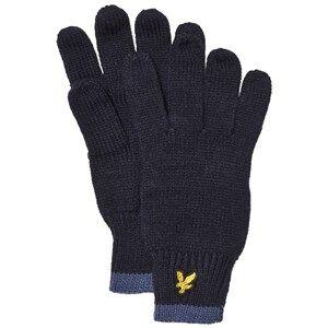 Scott Lyle & Scott Boys Gloves and mittens Navy Navy Knitted Gloves