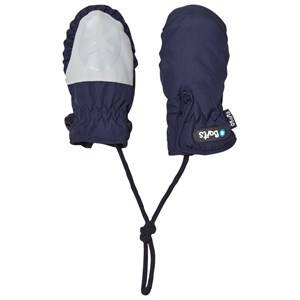 Barts Boys Gloves and mittens Navy Nylon Mittens Navy