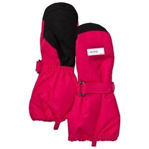 Reima Girls Gloves and mittens Reimatec® Ote Mittens Berry