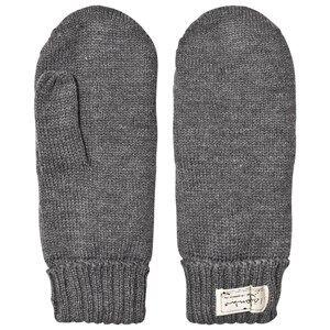 I Dig Denim Unisex Gloves and mittens Grey Morris Mittens Grey Melange