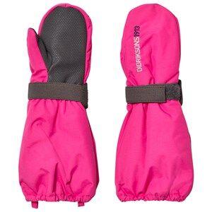Didriksons Girls Gloves and mittens Biggles Mittens Fuchsia