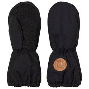 Image of Mini Rodini Unisex Gloves and mittens Black Alaska Glove Black