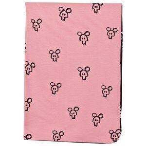 Koolabah Girls Textile Pink Pink Mouse In Da House Blanket