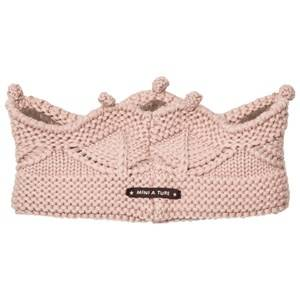 Mini A Ture Girls Hair accessories Pink Cinni Headband Rose Smoke