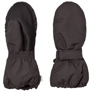 Image of Wheat Unisex Gloves and mittens Black Technical Mittens Charcoal