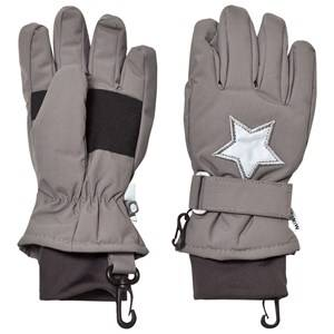 Mini A Ture Unisex Gloves and mittens Grey Celio K Gloves Steel Grey