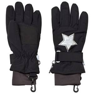 Mini A Ture Unisex Gloves and mittens Black Celio K Gloves Black