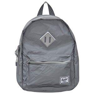 Herschel Unisex Bags Silver Heritage Kids Backpack Reflective Silver