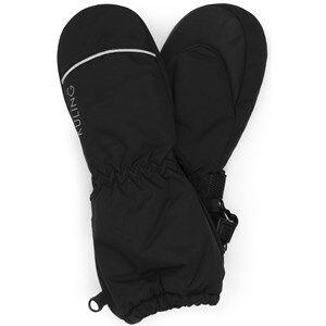 Image of Kuling Unisex Private Label Gloves and mittens Black Kuling Outdoor, Vintervante med högt skaft