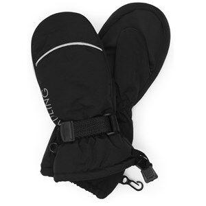 Image of Kuling Unisex Private Label Gloves and mittens Black Kuling Outdoor, Skidhandske med tumme, Svart
