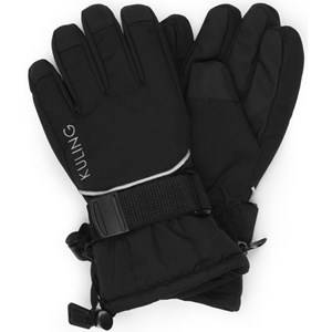 Image of Kuling Unisex Private Label Gloves and mittens Black Kuling Outdoor, Skidhandske, Svart
