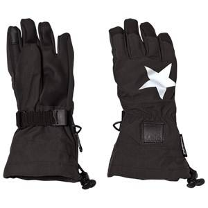 Image of Molo Unisex Gloves and mittens Black Mackenzie Pro Gloves Black