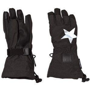 Image of Molo Unisex Gloves and mittens Black Mackenzie Pro Gloves Black