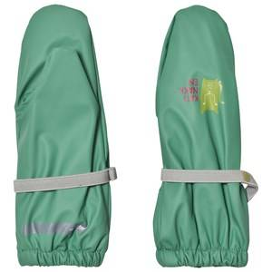 Kattnakken Unisex Gloves and mittens Green Rain Mittens Pistachio Green