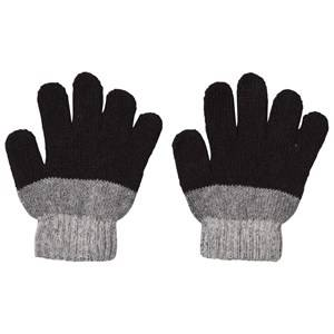 Image of Lindberg Unisex Gloves and mittens Black Brattfors Wool Gloves Black