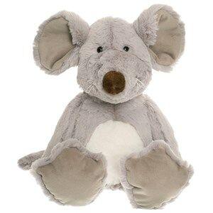 Teddykompaniet Unisex Soft toys Grey Dreamies Sitting Mouse Small