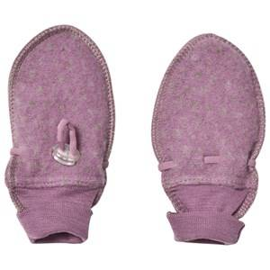 Joha Unisex Gloves and mittens Purple Mittens Purple