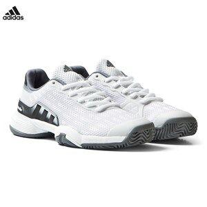 adidas Performance Boys Sport footwear White Barricade Tennis Shoes 2016 White