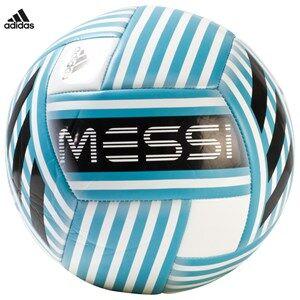 adidas Performance Boys Balls and ball pumps Blue Messi Glider Football