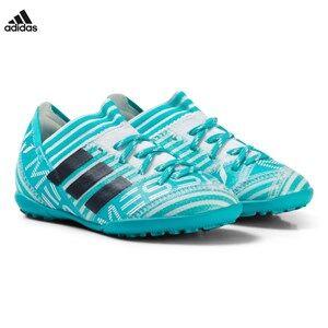 adidas Performance Boys Sport footwear White White Nemeziz Messi Tango 17.3 Turf Football Boots