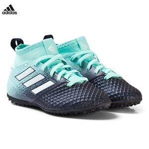 adidas Performance Boys Sport footwear Blue Blue Ace Tango 17.3 Turf Junior Football Boots