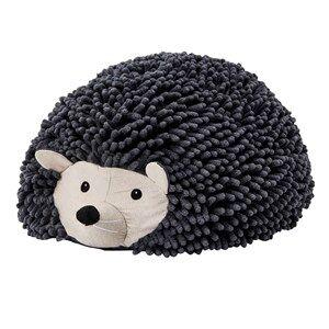 Kids Concept Unisex Furniture Grey Edvin Hedgehog Pouf Seat