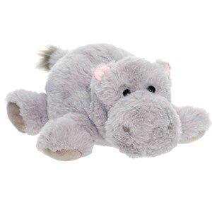 Teddykompaniet Unisex Soft toys Grey Dreamies Hippo Small