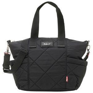 Babymel Girls Bags Black Evie Quilted Changing Bag Black