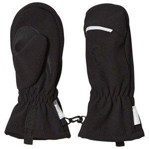 Image of Reima Unisex Gloves and mittens Black Mittens Etappi Black