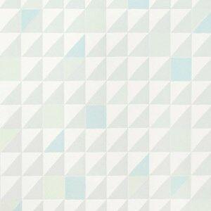 Majvillan Unisex Home accessories Blue Katinka Wallpaper Turquoise