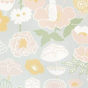 Majvillan Unisex Home accessories Grey Little Light Wallpaper Grey