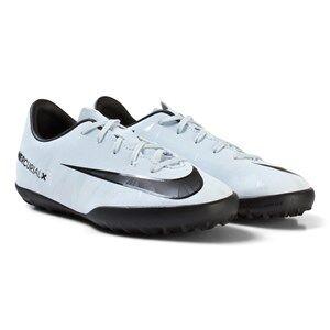 NIKE Boys Sport footwear Blue MercurialX Victory VI CR7 Junior Turf Football Boots