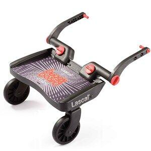 Lascal Unisex Norway Assort Stroller accessories Black Buggy Board Mini Black