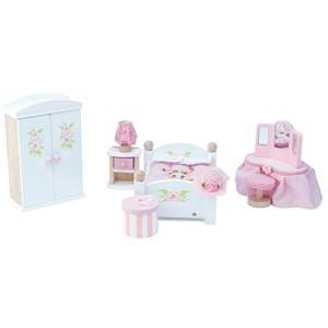 Le Toy Van Unisex Dolls and doll houses Blue Daisylane Master Bedroom