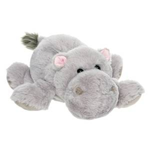 Teddykompaniet Unisex Soft toys Grey Dreamies- Flodhäst, stor