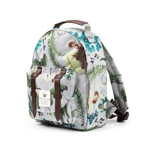 Elodie Details Unisex Bags Grey Back Pack Mini - Forest Flora