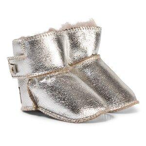 Shepherd Unisex Slippers Silver Borås Silver