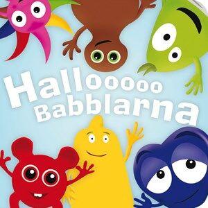 Babblarna Unisex Reading Multi Barnbok, Hallooo Babblarna