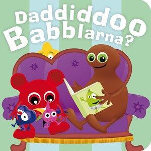 Babblarna Unisex Reading Multi Barnbok, Daddiddoo Babblarna
