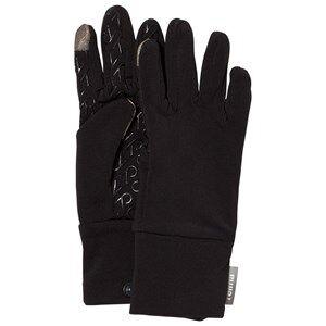 Image of Reima Unisex Gloves and mittens Black Gloves Zinkenite Black