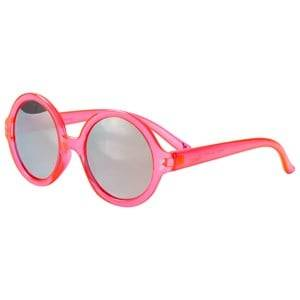 Stella McCartney Kids Pink and Gold Round Sunglasses