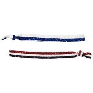 Image of Molo Mixed Hairbands Glitter Stripes Hair ties and hair bands