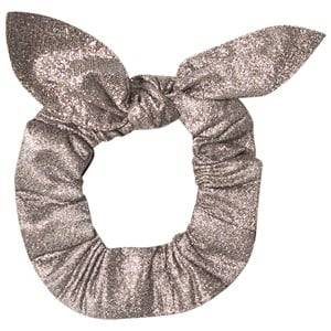 Image of MarMar Copenhagen Scrunchie Hairband Rose Gold Hair ties and hair bands